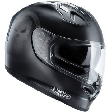 HJC FG-ST Marvel Punisher Motorcycle Sports Touring Helmet XS Large 2XL XXL